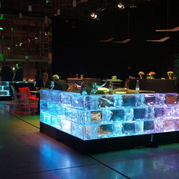 Isbar, företagsfest
